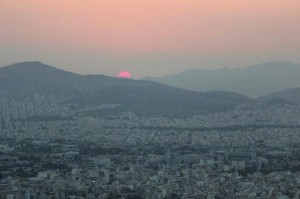 sunset-over-athens-600x399