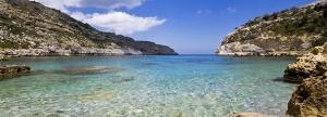 Anthony Quinn beach - Rhodes