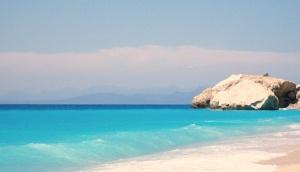 Kathisma beach- Lefkada